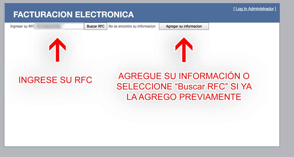 ArangoCorp Paso 2  Capture sus datos