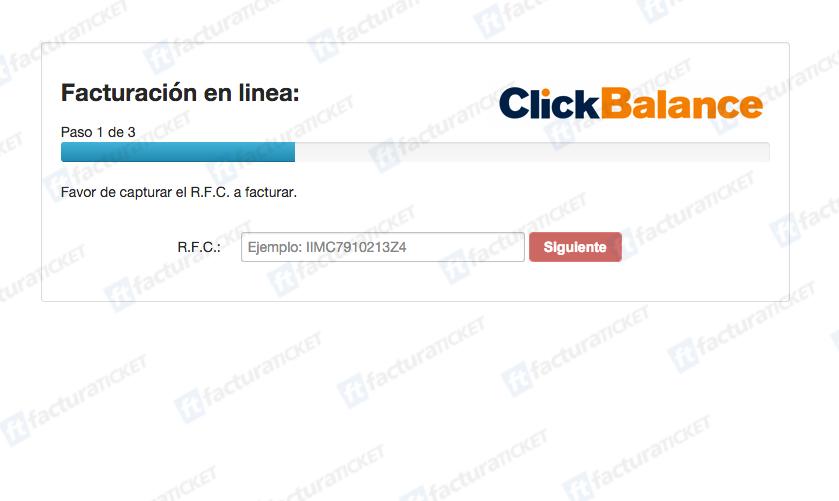 Autopista Morelia Salamanca  Paso 1 – Capture su RFC para obtener sus datos fiscales.