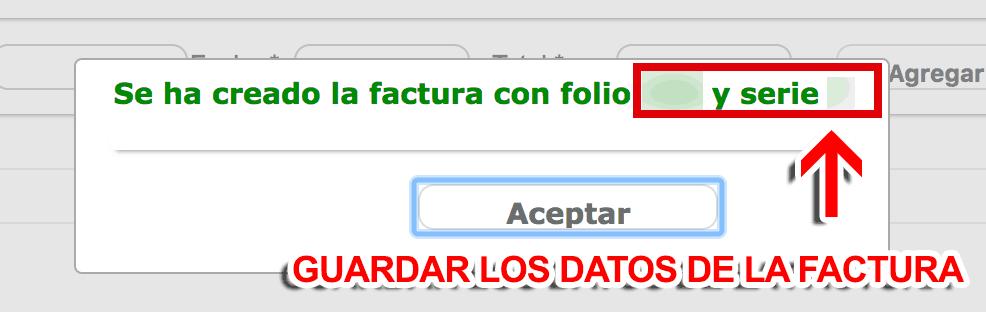 Autopista Toluca – Atlacomulco Paso 3  Confirmación desu factura.