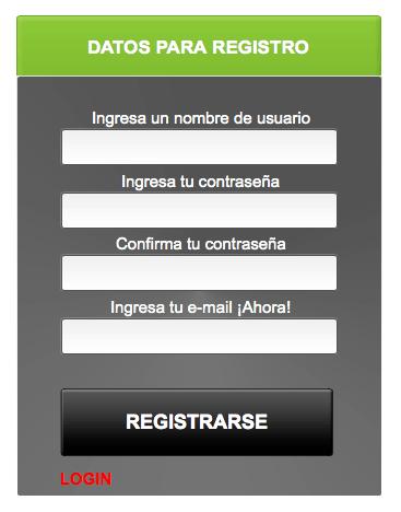 CAPUFE Fondo Nacional de Infraestructura (34/35 Dígitos)  Paso 1 – Regístrese en el sistema e ingrese con su nuevo usuario.