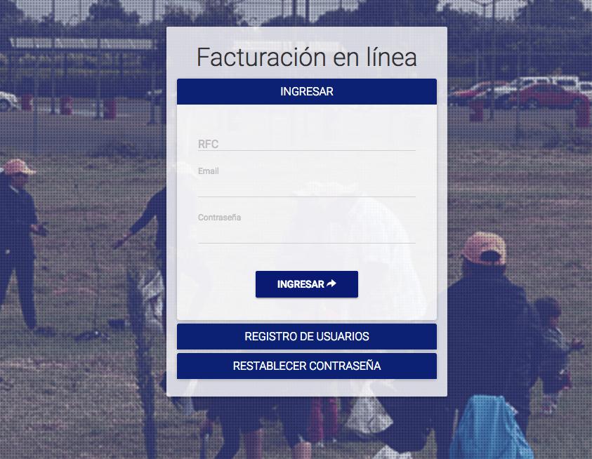 Circuito Mexiquense Paso 1  Registro en el Sistema
