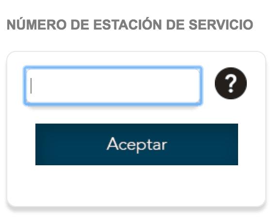 FacturaGAS Paso 1  Verificar si la gasolinera cuenta con sistema para facturar el ticket.
